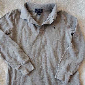 Long sleeve shirt for boys